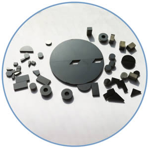PCBN Blanks for cutting tools(PCBN (polycrystalline cubic boron